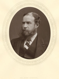 John Lubbock, First Baron Avebury, English Banker, Archaeologist, Naturalist and Politician, C1880 Photographic Print