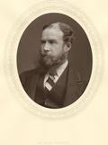 John Lubbock, First Baron Avebury, English Banker, Archaeologist, Naturalist and Politician, C1880 Photographic Print