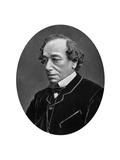 Benjamin Disraeli, 1st Earl of Beaconsfield (1804-188), British Conservative Statesman, C1880 Giclee Print