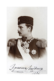 Ernest Louis I, Grand Duke of Hesse and by Rhine, 1896 Giclee Print