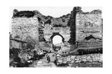 Gateway, Ephesus, Turkey, 1937 Giclee Print by Martin Hurlimann