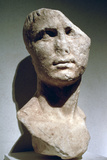 Roman Bust, Possibly of Agrippa Photographic Print