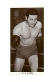 Max Baer, American Boxer, 1938 Giclee Print