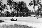1.5 Litre Mercedes in Action, Tripoli Grand Prix, Tripoli, Libya, 1939 Photographic Print