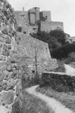 Mont Orgueil Castle, Jersey, 20th Century Photographic Print