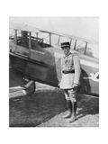 Rene Paul Fonck, French Fighter Ace, 1918 Giclee Print