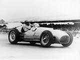 Froilan Gonzalez Driving a Ferrari, Early 1950S Photographic Print