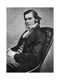 Thomas Henry Huxley, British Biologist, 19th Century Giclee Print