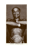 Henry Armstrong, American Boxer, 1938 Giclee Print
