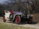 1909 Rolls-Royce Silver Ghost Photographic Print