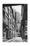 Newcastle Street, London, 1926-1927 Giclee Print by  McLeish