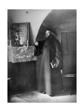 A Deacon of the Chudov Monastery, Monastery, Russia, C1900-C1905 Giclee Print