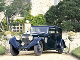 A 1935 Rolls-Royce 20/25 Photographic Print