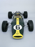 1967 Lotus 49 CR3 Photographic Print