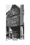 God's Providence House, Chester, C1920S Giclee Print