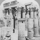 Temple of Kom Ombo, Egypt, C1899 Photographic Print