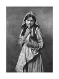 Ivy Thorpe, 1911-1912 Giclee Print by Reinhold Thiele