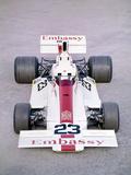 1975 Embassy Hill GH2 Formula 1 Racing Car Photographic Print