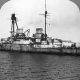 German Battlecruiser Derfflinger, World War I, 1918 Photographic Print