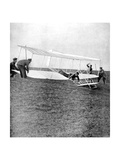 Archdeacon Aeroplane, 1904 Giclee Print