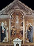 Assumption, 15th Century Photographic Print by  Vecchietta