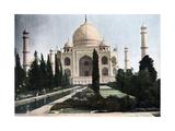 Taj Mahal, Agra, Uttar Pradesh, India, C1890 Giclee Print