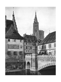 Strasbourg, Alsace, France, 1937 Giclee Print by Martin Hurlimann
