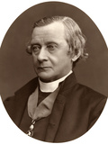 Edward Harold Browne, Dd, Bishop of Winchester, 1876 Photographic Print by  Lock & Whitfield