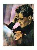 Francis Lederer, Czech Born Actor, 1934-1935 Giclee Print