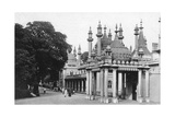 The Royal Pavilion, Brighton, East Sussex, Early 20th Century Giclee Print