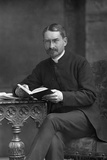 Reverend Hugh Price Hughes (1847-190), 1890 Photographic Print by W&d Downey