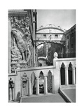 The Bridge of Sighs and Doge's Palace, Venice, 1937 Giclee Print by Martin Hurlimann