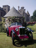 1930 MG Midget M Type Photographic Print