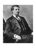 Judge Isaac C Parker, the 'Hanging Judge, C1870S-1880S Giclee Print