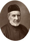 George Anthony Denison, Archdeacon of Taunton, 1876 Photographic Print by  Lock & Whitfield