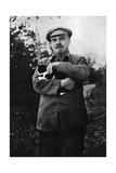 Vladimir Ilich Lenin, Bolshevik Leader, Gorki, Russia, August or September 1922 Giclee Print
