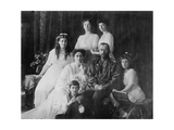 The Family of Tsar Nicholas II of Russia, 1910S Giclee Print
