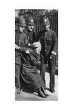 A Suffragette Being Arrested, C1910S Giclee Print