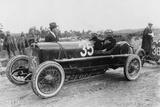 Antonio Ascari in an Alfa Romeo, Targa Florio Race, Sicily, 1922 Photographic Print