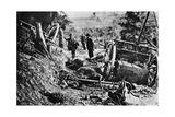 Second Battle of Fredericksburg, American Civil War, 1863 Giclee Print by MATHEW B BRADY