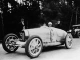 Louis Chiron in a Bugatti, 1927 Photographic Print