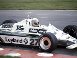 Alan Jones Racing a Williams-Cosworth FW07B, British Grand Prix, Brands Hatch, Kent, 1980 Photographic Print
