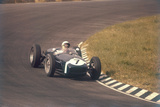 Stirling Moss in a Lotus 18, Dutch Grand Prix, Zandvoort, 1960 Photographic Print