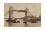 Tower Bridge, London, C1907 Photographic Print