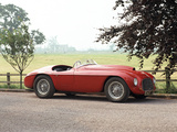 1950 Ferrari 166 Barchetta Photographic Print