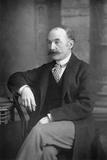 Thomas Hardy, English Writer and Poet, C1890 Reproduction photographique par W&d Downey