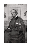 Charles Baudelaire, French Poet and Art Critic, 1857 Giclee Print