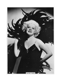 Alice Faye, American Actress and Singer, C1938 Giclee Print