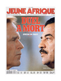 Front Cover of Jeune Afrique, 1990 Giclee Print