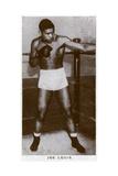 Joe Louis, American Boxer, 1938 Giclee Print